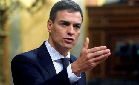 Испания отметила год борьбы с пандемией