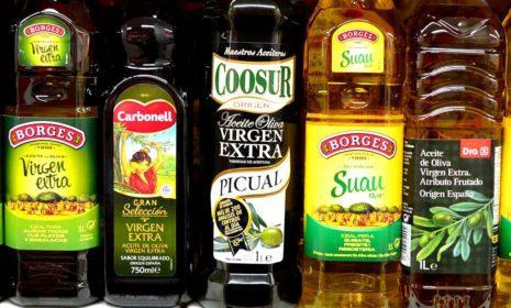 В России возможен рост цен на оливковое масло