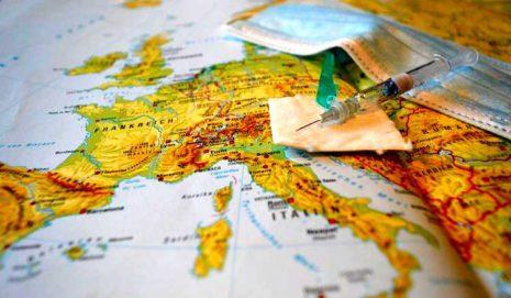 Как проходит вакцинация в туристических странах Европы