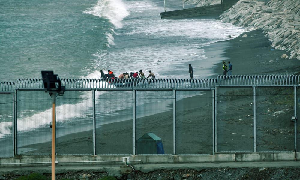 В Испании растёт число мигрантов