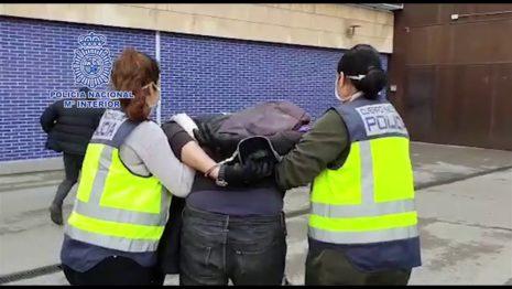 Испания приняла участие в операции против торговли людьми