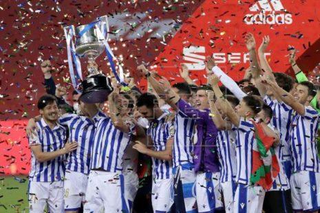 Real Sociedad обыграл Athletic и завоевал Кубок Испании