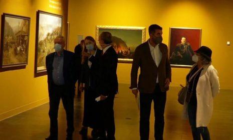 Филиал Русского музея в Малаге представляет масштабную выставку