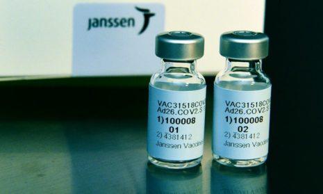 Правительство Испании планирует ввести вакцину Janssen среди населения в возрасте от 70 до 79 лет