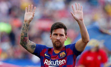 «Барселона» готова пожертвовать Месси ради приобретения Холанда