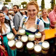 Германия отменила проведение Октоберфеста