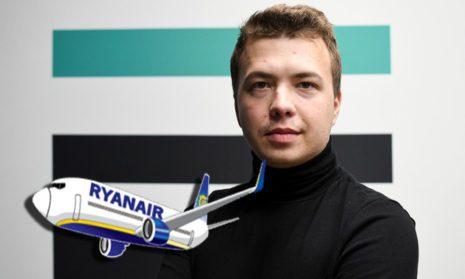 Allspain.info: кто такой журналист Роман Протасевич?