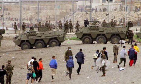 Проблема миграции Марокко провоцирует дипломатический кризис с Испанией