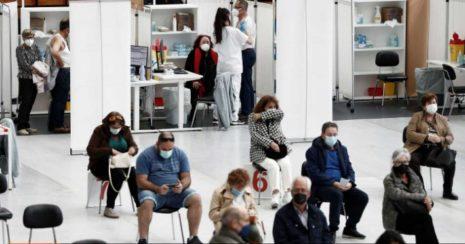 8 автономных сообществ Испании начнут вакцинацию населения в возрасте от 40 до 49 лет в июне