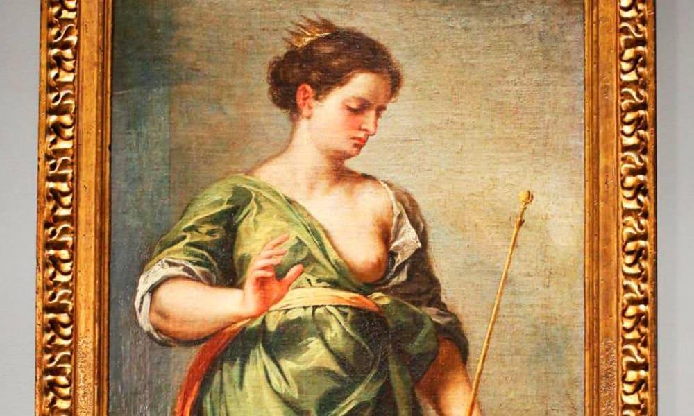 Музей Прадо приобрел редкую картину «Богиня Юнона»