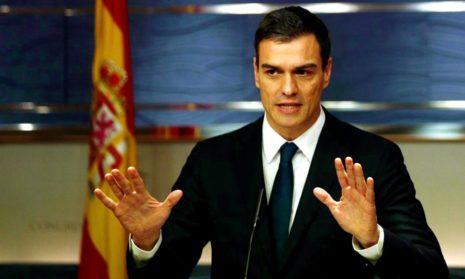 Санчес просит «не терять бдительность» после отмены масочного режима