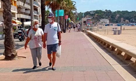 Заболеваемость коронавирусом в Испании снова возросла