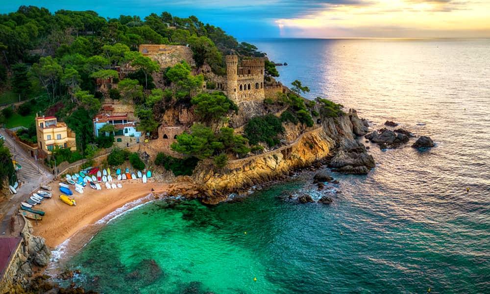 Самые лучшие места для купания в Европе этим летом
