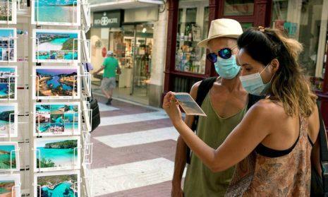 В Испании маска больше не будет обязательной на открытом воздухе с 26 июня