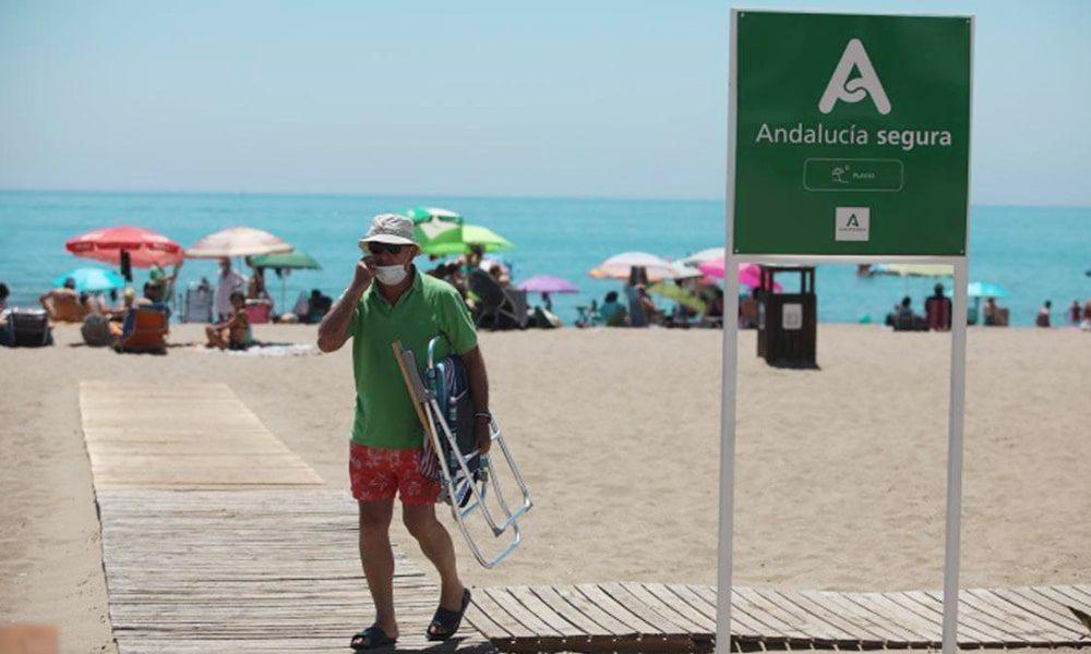 Allspain.info: ограничения в Сообществе Андалусия