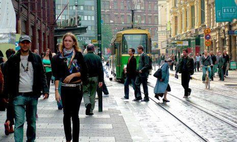 Финляндия открывает границы для международных туристов с 12 июля