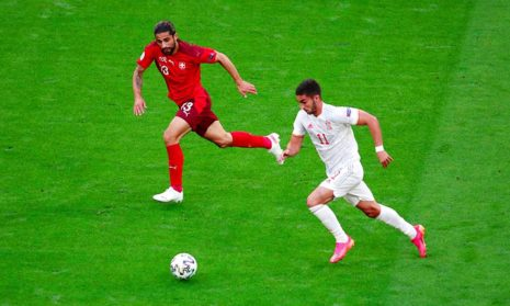 Сборная Испании обыграла Швейцарию