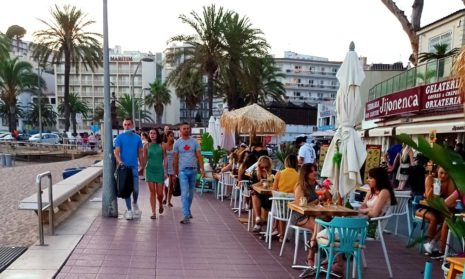 «Эффект выходных» не скрывает роста заболеваемости в Испании