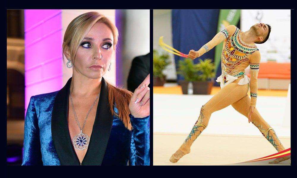 Культурный шок: Навка ужаснулась номеру испанского гимнаста