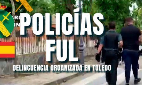 Переодетая полицейскими банда грабила дома