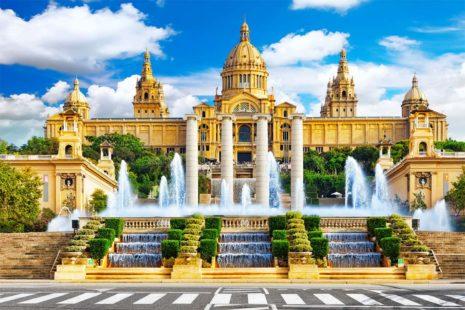 Барселона станет мировой столицей архитектуры в 2026 году