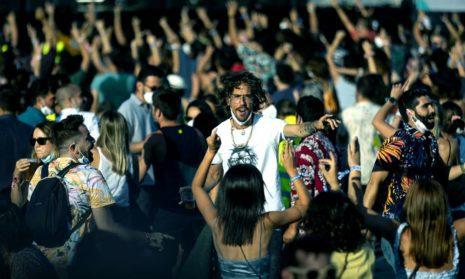 Музыкальные фестивали в Каталонии увеличили передачу Covid: более 2000 участников были заражены