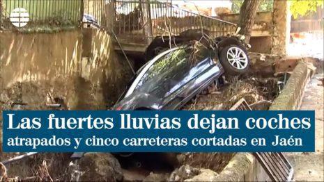 Испанию и Францию накрыли разрушительные наводнения