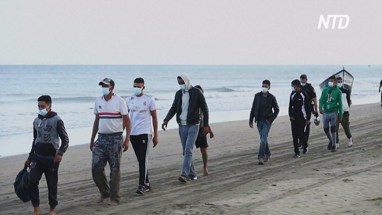 Более тридцати мигрантов погибли на пути к Испании