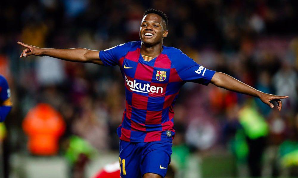 «Барселона» назвала игрока, который будет играть под 10-м номером, освободившимся после ухода Лионеля Месси