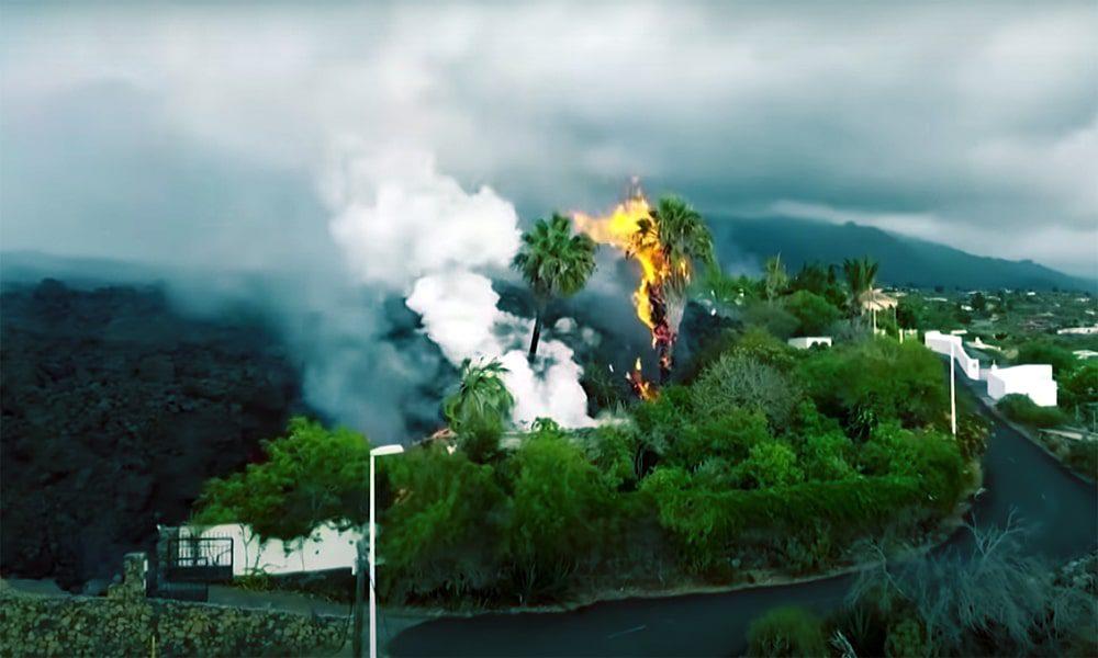 Ущерб от извержения вулкана на Канарах превысит 400 млн евро