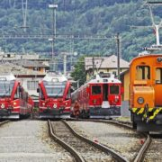 В Италии непривитых граждан перестали пускать в самолеты, поезда и автобусы