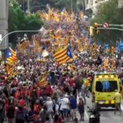 каталонский политический кризис должен быть урегулирован путем диалога и переговоров с испанским правительством.