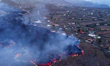 Остров Пальма будет объявлен зоной катастрофы