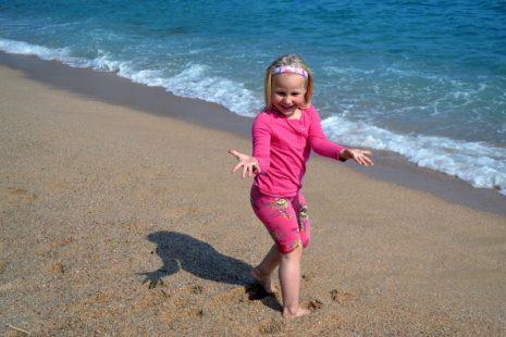 Возможно ли похудеть, просто гуляя по пляжу?