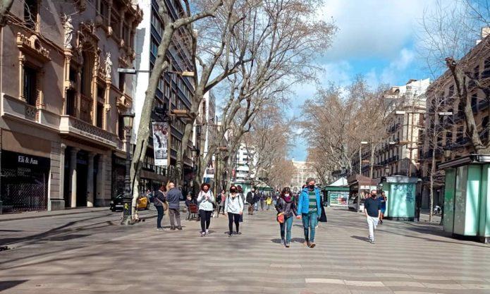 Россияне не смогут посетить Испанию с туристическими целями
