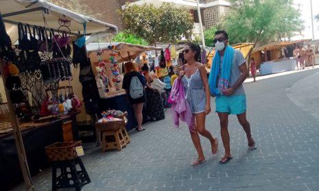 В июле Испания приняла около 4,4 миллиона иностранных туристов