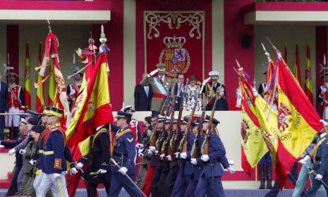 12 октября — Национальный день Испании