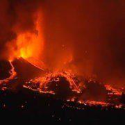 Вулканна острове Пальма вновь активизировался